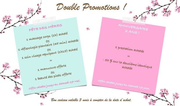 Double Promotions