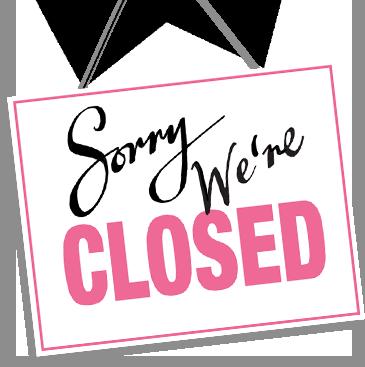 sign.closed